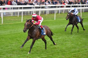 RIVET wins Convivial Stakes York 2016