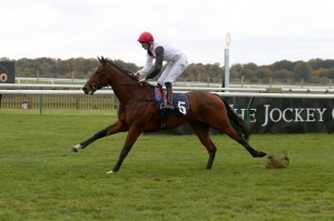 Cracksman wins EBF Sire Restricted Maiden Newmarket 2016